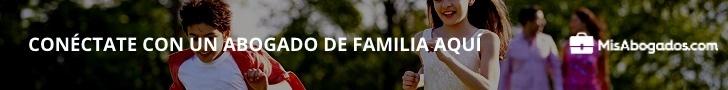 Banner abogado familia