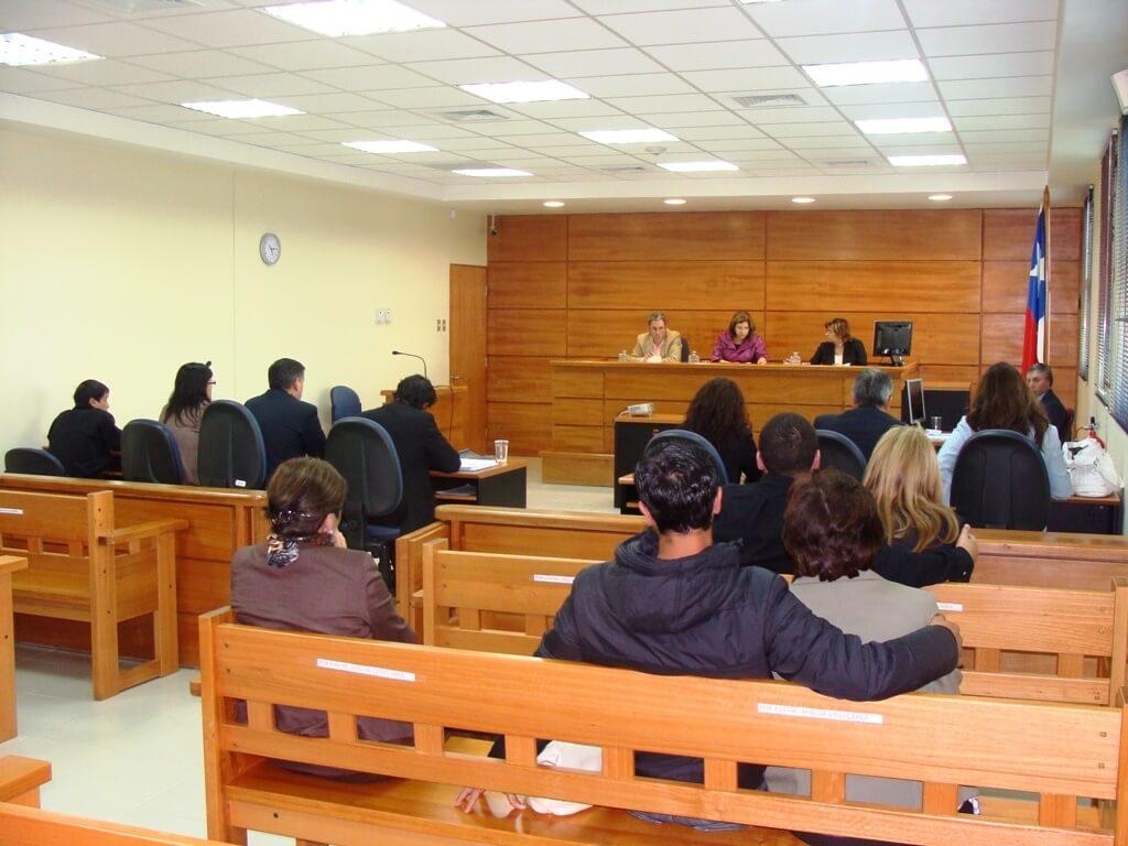 Defensoría penal pública