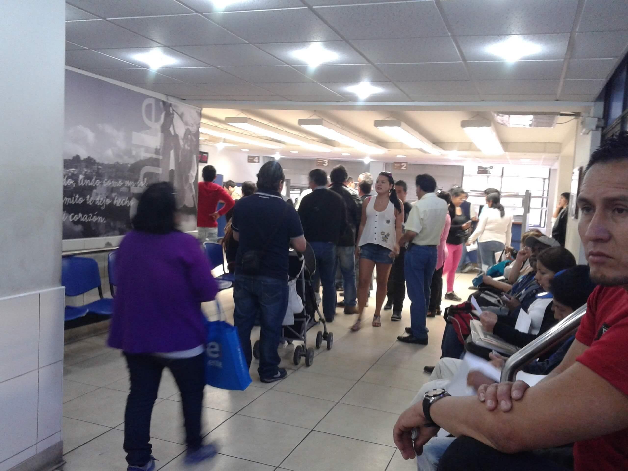 Departamento extranjería y migración Chile