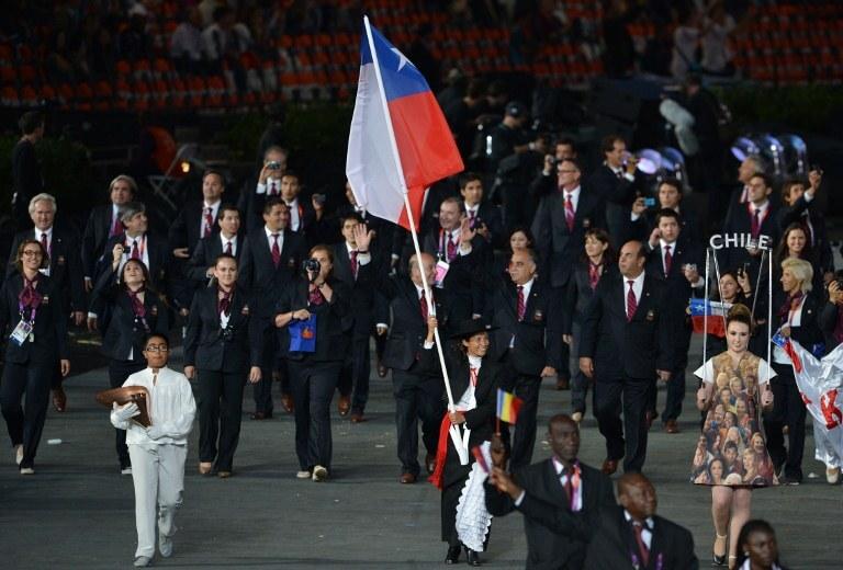 Ministerio del deporte Chile