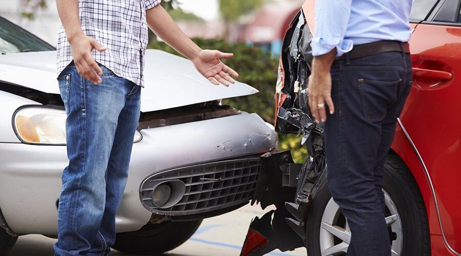Responsabilidad del dueño del auto en un choque