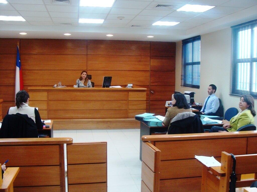 Tribunales laborales