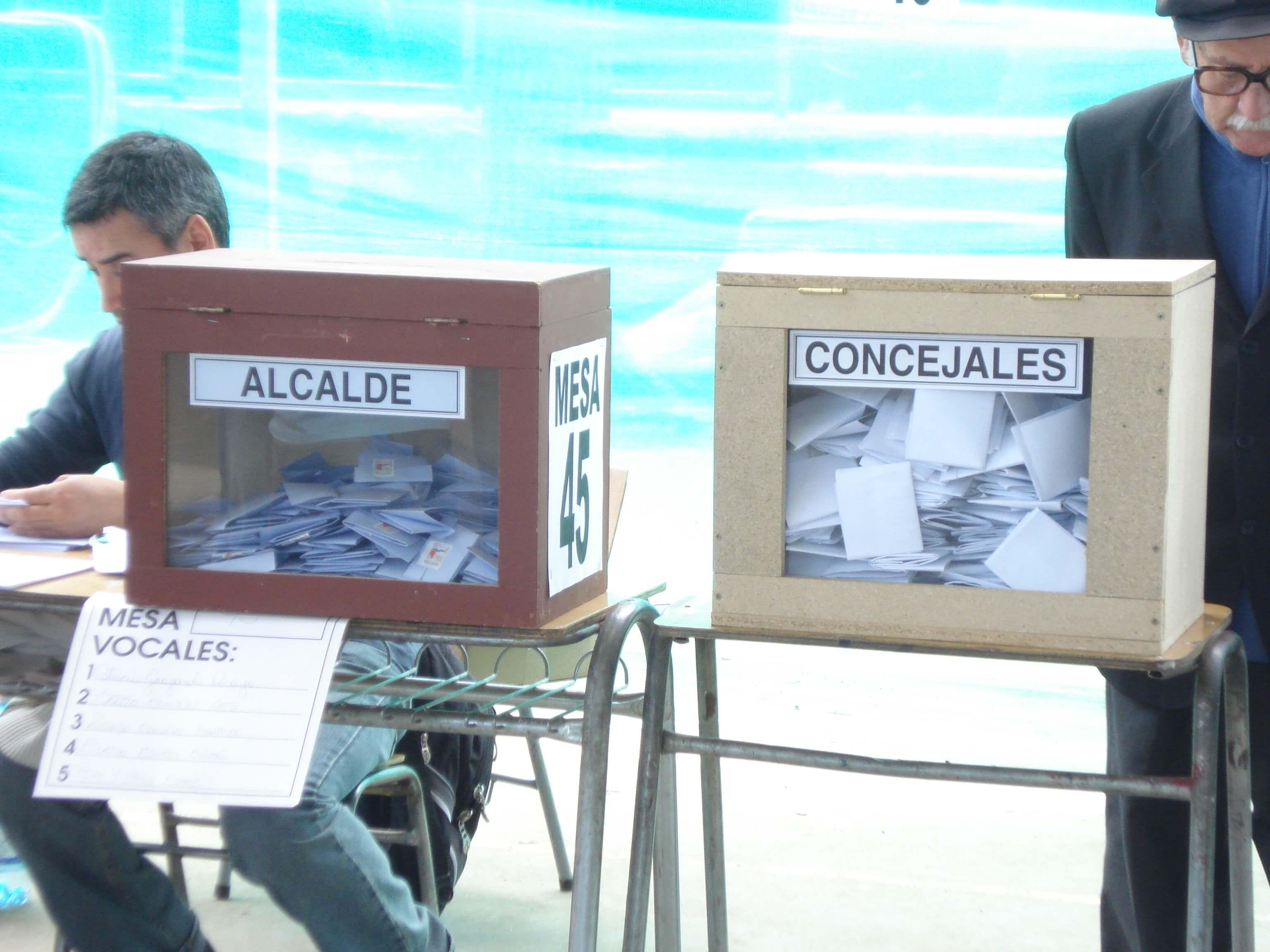 Concejal Chile