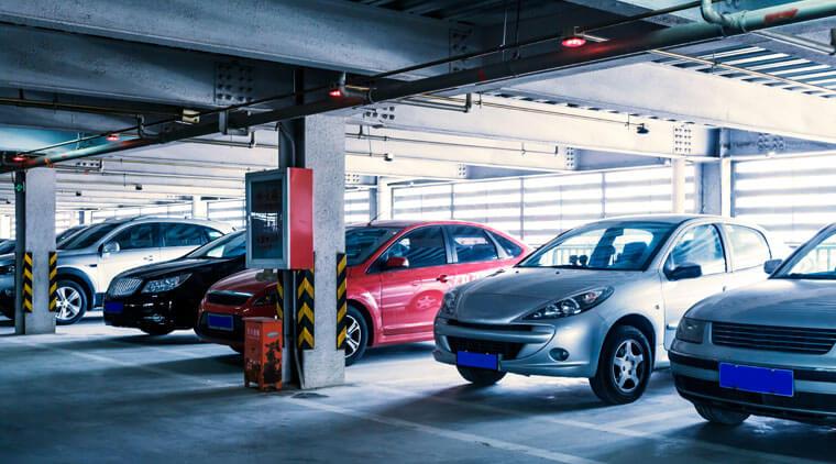ley de estacionamientos