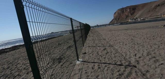 regulación acceso a playas, ríos y lagos