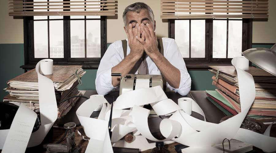 El sobreendeudamiento puede dañar la contabilidad de tu empresa.
