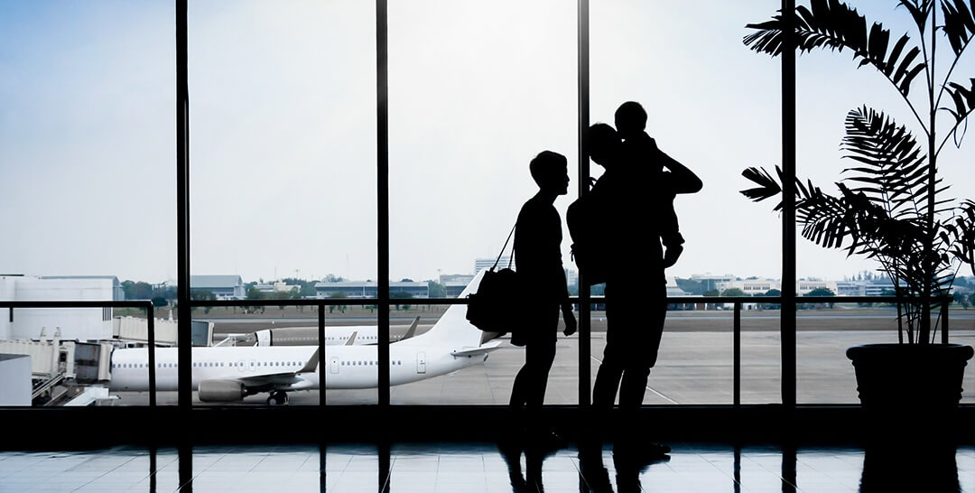 Viajar con menores al extranjero